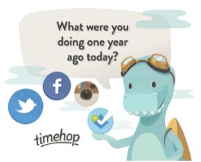 App Review: Timehop