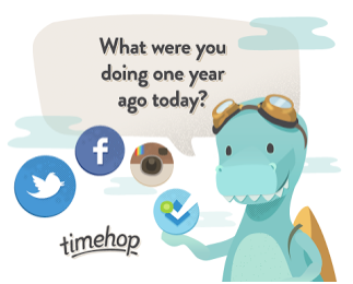 App Review: Timehop