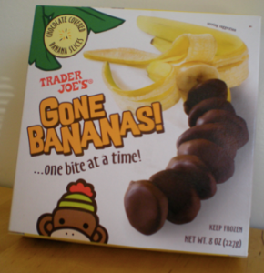 An Ode to the Last Chocolate Covered Banana Slice