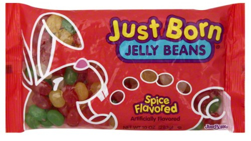 Spiced Jelly Beans