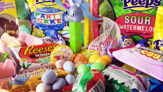 Easter Candy Ranked Worst toBest