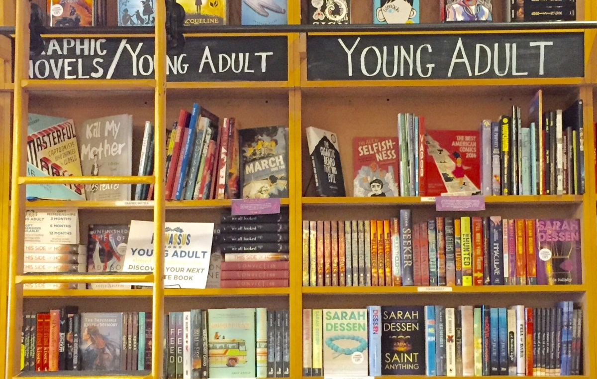 April Book Club: Must-read YA novels for the no-so-young adult